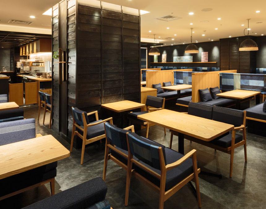 カフェ ソラーレTsumugi 横浜ジョイナス店